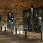 JW Marriott Austin TX with Belfer Custom Portico Pendants