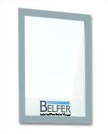 Belfer Lighting RX REFLEX WALL WASH LIGHTING FEATURES SILKSCEEN