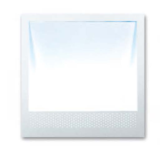 Belfer Reflex RX 1341 LED Wall Wash Lighting Fixture